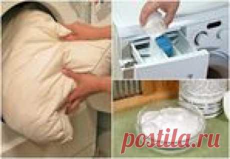 5 домашних хитростей, чтобы отбелить подушки!