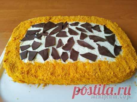 Торт «Сахара». Покорил меня и моих гостей! Сегодня я готовлю торт «Сахара». Очень давно заинтересовал этот рецепт торта и вот наконец-то я испекла его. Автор этого эффектного торта является Зарина Самиева. Торт превзошел все мои ожидания. Он н...
