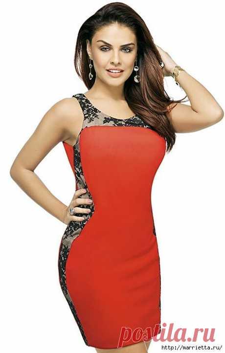 Хочу такое платье!.