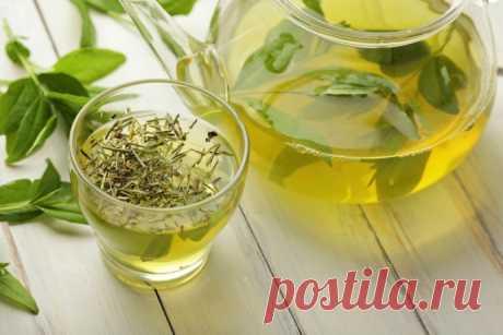Варите крупы с зеленым чаем