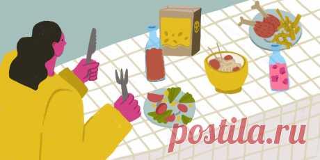 Быстрые завтраки, фруктовые йогурты и салаты из фастфуда лучше исключить из здорового рациона.