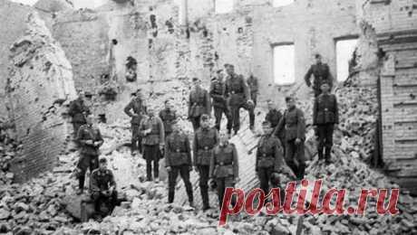 Минобороны рассекретило документы о защитниках Брестской крепости