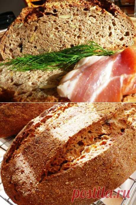 Дело вкусa - Ржаной хлеб на закваске