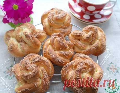 Имбирные булочки с корицей – кулинарный рецепт