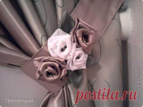 Розы для штор