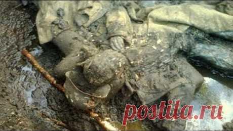 Т-34 ПОДНЯТЫЙ СПУСТЯ 70 ЛЕТ ТАНК ВТОРОЙ МИРОВОЙ Incredible finds WWII