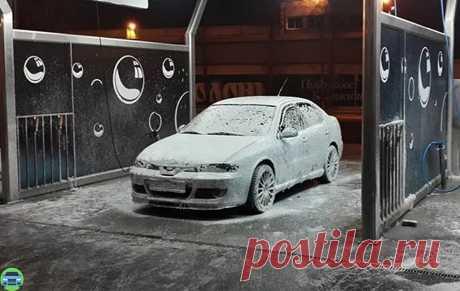 Почему не стоит мыть автомобиль на мойке самообслуживания. 3 главные причины | Рекомендательная система Пульс Mail.ru