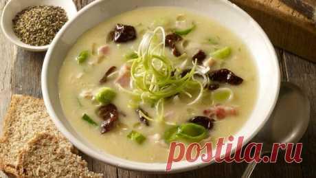 Любимый суп Дункана Маклауда – «кок-а-лики» - суп бессмертия!   DiDinfo   Яндекс Дзен