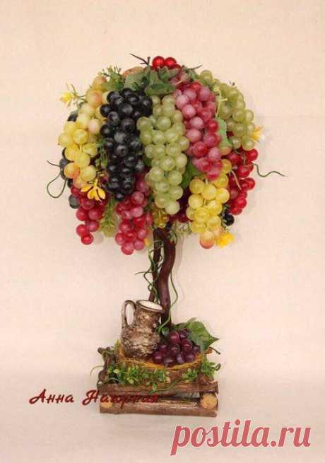 #ПодборкаВашихРабот Шикарные виноградинки