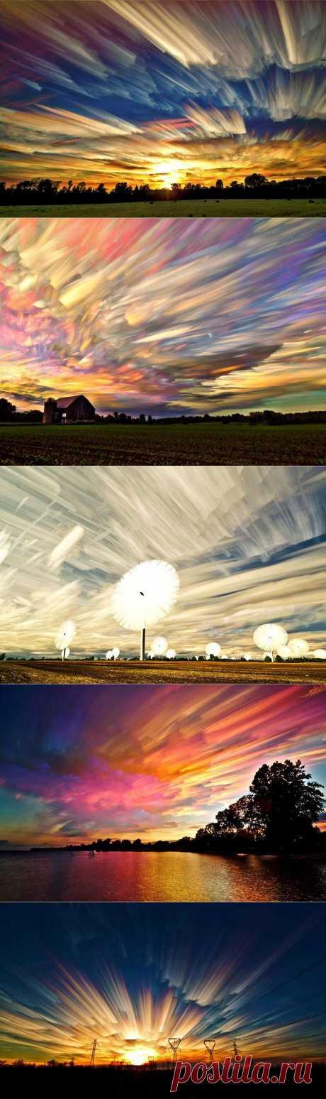 Умопомрачительные снимки неба от Мэтта Моллоя | ТАЙНЫ ПЛАНЕТЫ ЗЕМЛЯ