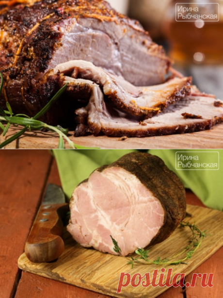 Буженина в домашних условиях из свинины - рецепты