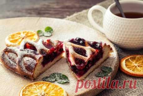 Пироги с вареньем: рецепты с фото | ШефМаркет | Яндекс Дзен