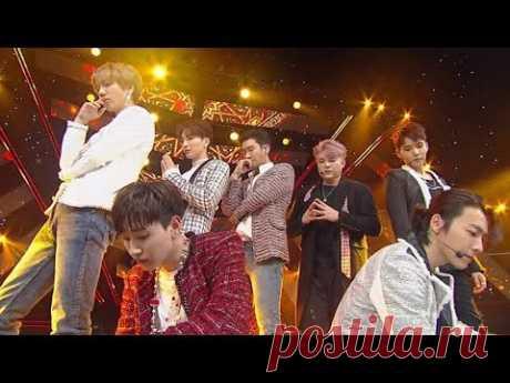 SUPER JUNIOR - One More Time @ Популярная песня Inkigayo 20181014