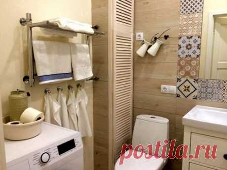 5 способов маскировки труб в ванной комнате Даже эксклюзивный дизайн ванной будет выглядеть непрезентабельно, если оставить инженерные коммуникации на виду.