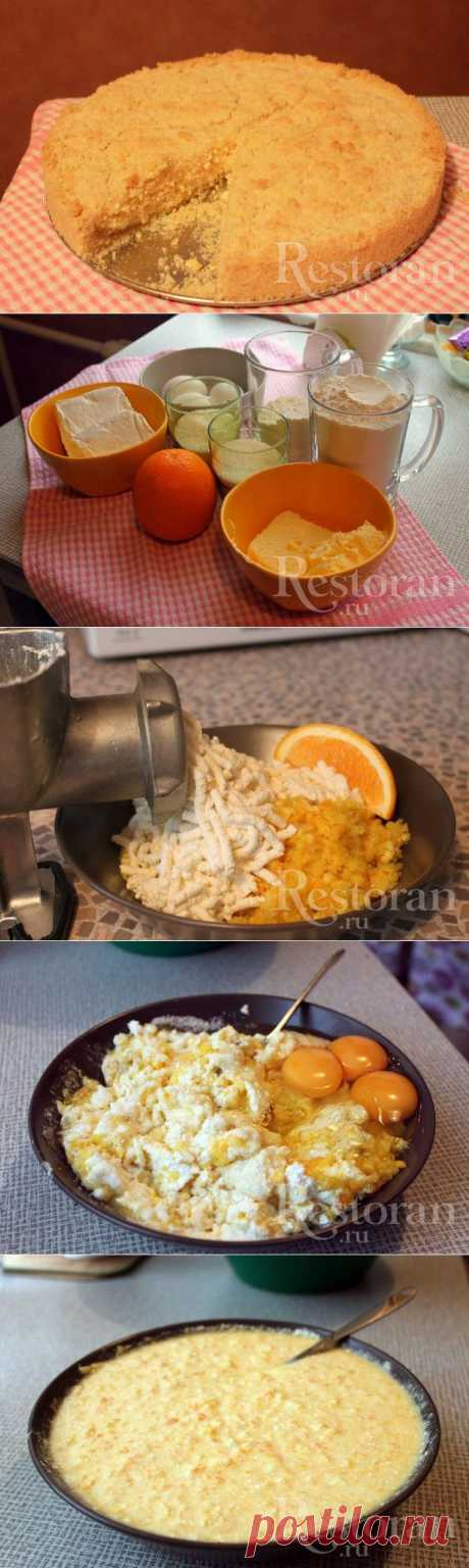Пирог «Шустрая крошка» - этот пирог с творожной начинкой и песочной крошкой можно отнести к разряду «быстро готовить, вкусно поесть»..