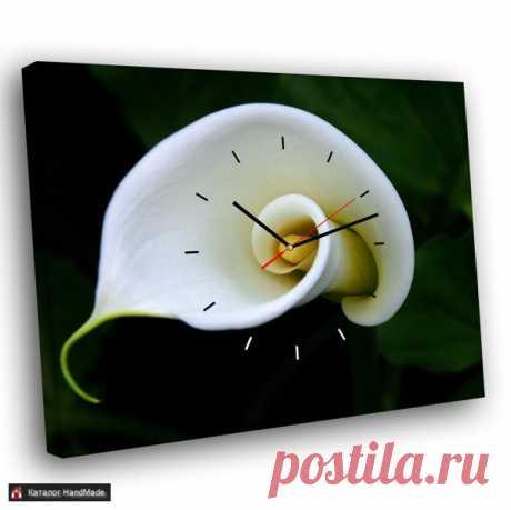 Картина Часы 001-3  ручной работы в Беларуси HandMade