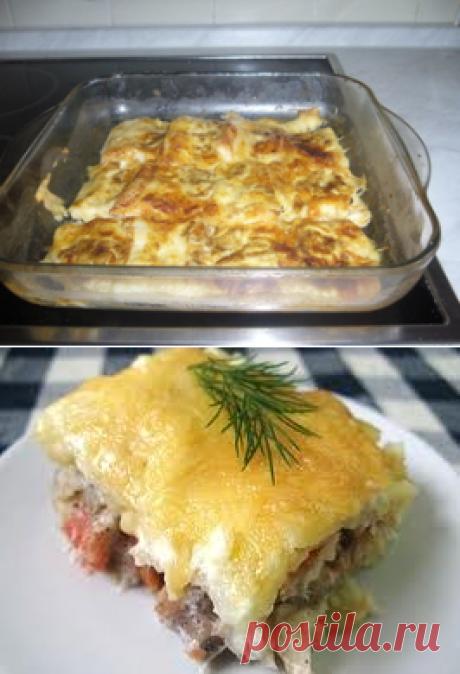 Рыба по-монастырски — оригинальный рецепт вкусного блюда - Простые рецепты Овкусе.ру