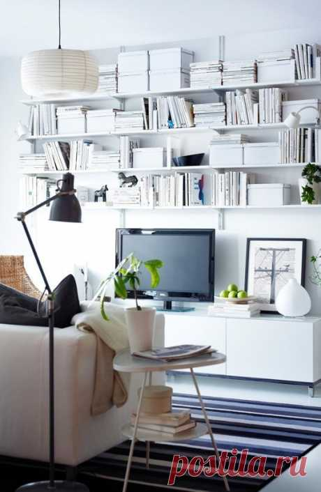 Что купить в ИКЕА,если у вас маленькая квартира: 15 полезных предметов | Свежие идеи дизайна интерьеров, декора, архитектуры на InMyRoom.ru