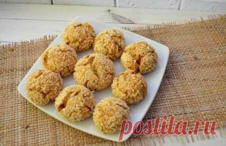 Творожные кокосанки — Sloosh – кулинарные рецепты