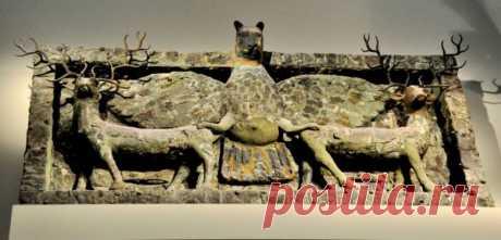 Загадочные фигурки дошумерской цивилизации — Наука и жизнь