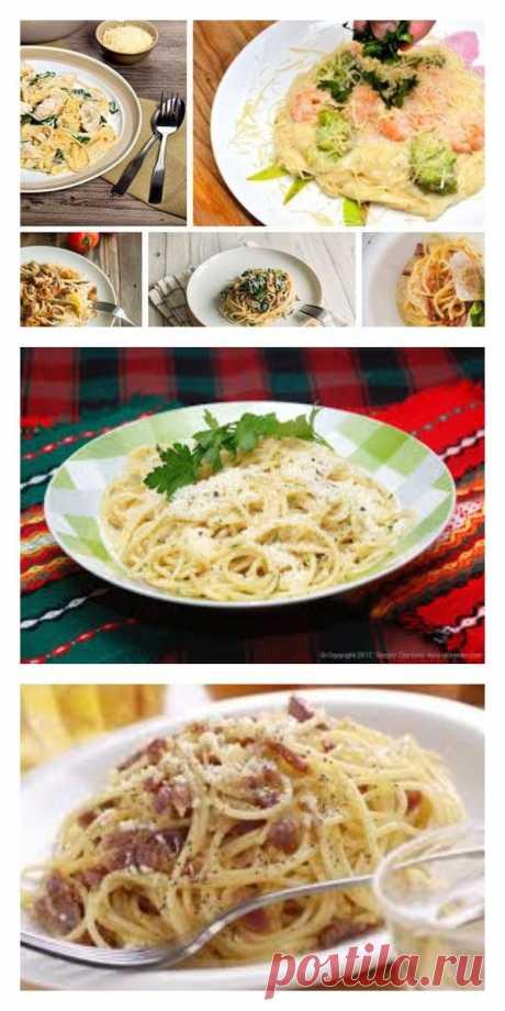 Классные рецепты спагетти. 5 вкуснейших блюд