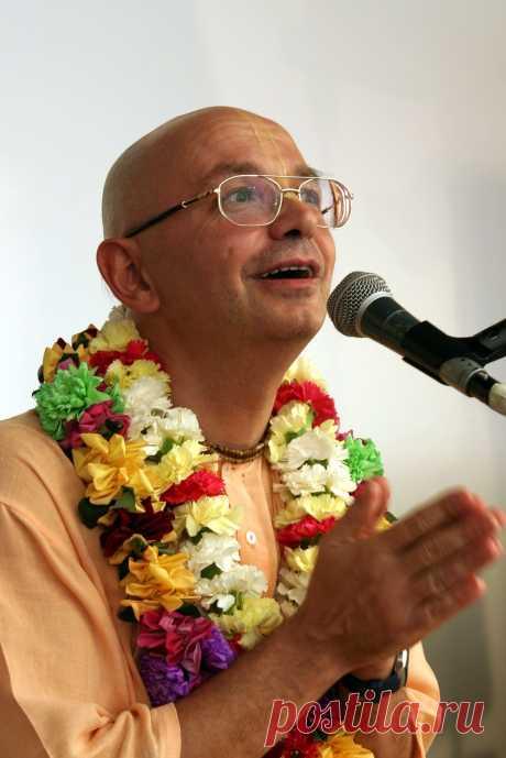 Учёный санскритолог,духовный лидер всемирной организации ИСККОН,первый саньяси в России,духовный учитель очень многих учеников.