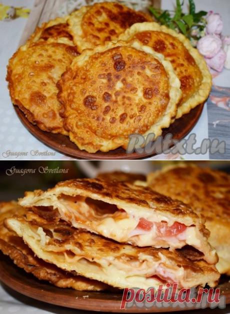 Рецепт пиццы-чебурека - 22 пошаговых фото в рецепте