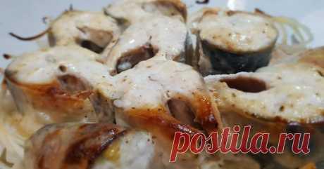 Блюда из скумбрии - Со Вкусом