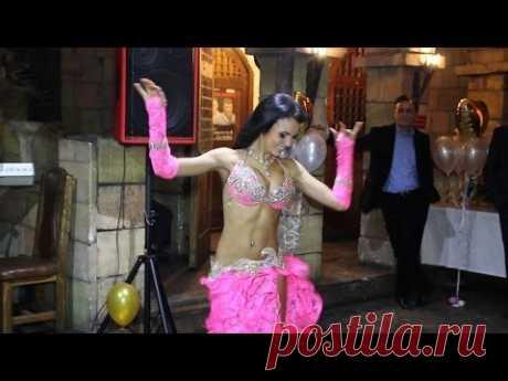 La danza del vientre profesional. Alena Shachneva. Bellydance
