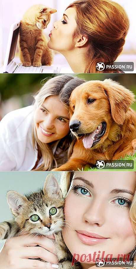 Положительное влияние животных на человека | passion.ru