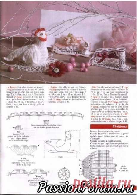 1000 мелочей крючком | Вязаные крючком аксессуары