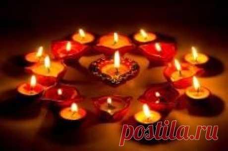 Сегодня 29 октября памятная дата Дивали — фестиваль огней в Индии
