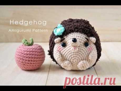 Как связать ежика. How to tie a hedgehog.