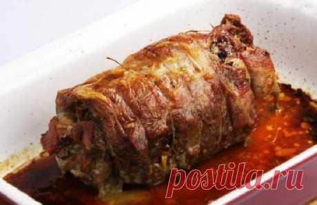 Рецепт итальянской поркетты. Пальчики оближешь