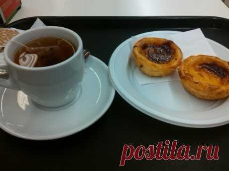 Знаменитые португальские десерты, которые мне совсем не понравились | Соло-путешествия | Яндекс Дзен