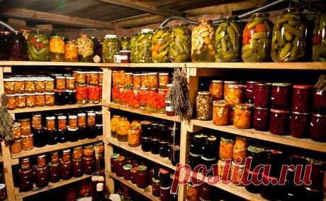 Золотой запас: продукты, с которыми можно переждать дома период самоизоляции и коронавируса!