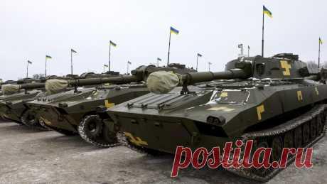 Донбасс предупредили о переброске военной техникиВСУ — TOPNEWS