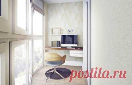 Как превратить лоджию в дополнительную комнату: пошаговая инструкция