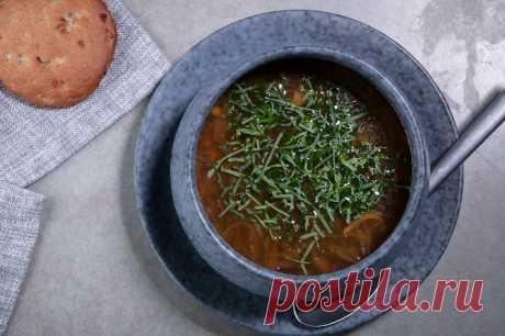 Пять согревающих супов – «Еда»