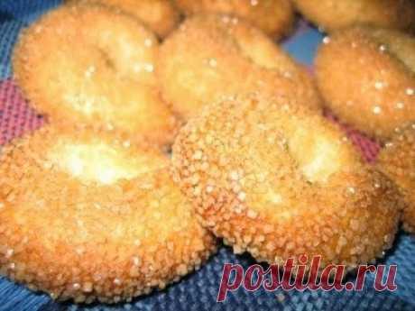 Как приготовить итальянское сахарное печенье - рецепт, ингредиенты и фотографии