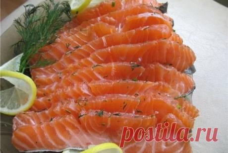 Красная рыба солим сами, просто да не совсем.   Гоша.   Яндекс Дзен