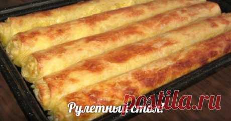 Рецепты закусочных рулетов из лаваша: есть и готовить одно удовольствие
