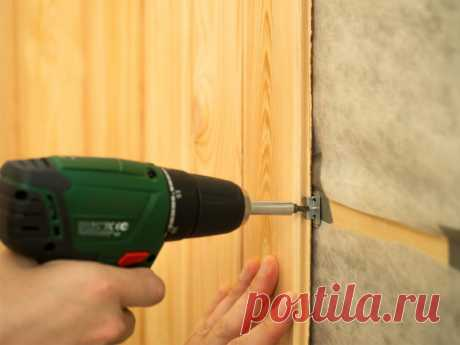 Как правильно сделать обрешетку стен под пластиковые панели?   INVANNA   Яндекс Дзен