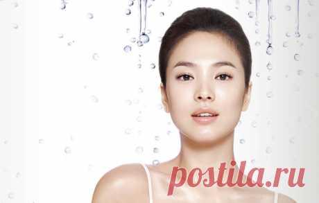 Секрет идеальной кожи японских женщин Японская система умывания. Вот как очищают кожу лица японские женщины!