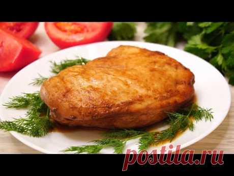 Вместо колбасы на завтрак, Мясо Моментальное за 9 минут или на ужин к гарниру