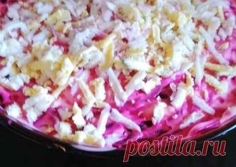 (5) Свекольный салат - пошаговый рецепт с фото. Автор рецепта black_ lubov_ . - Cookpad