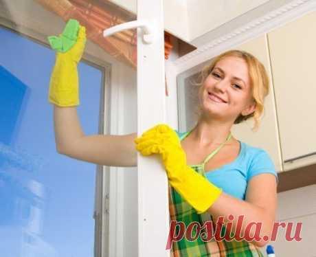 8 проверенных способов эффективной чистки окон. — Полезные советы