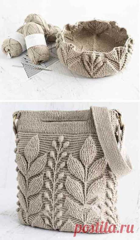 Очень красиво! ЛЕГЕНДАРНЫЕ сумки крючком из ЖУРНАЛОВ! + 3 описания