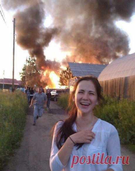 Россия продолжает озадачивать! Подборка фотографий о великой, и местами странной, стране — России.