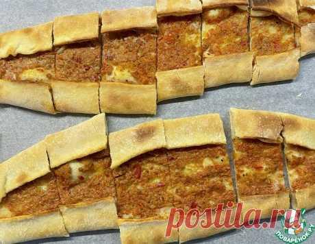 Пиде, как в Турции – кулинарный рецепт